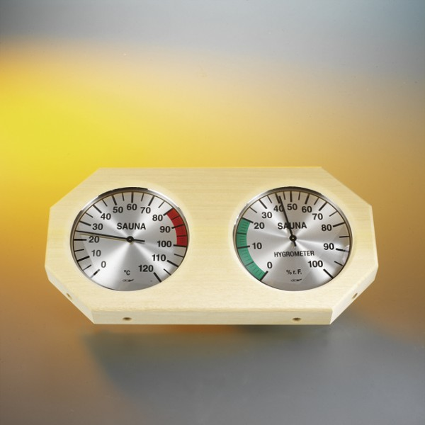 Sauna-Messstation Messgeräte 135 mm