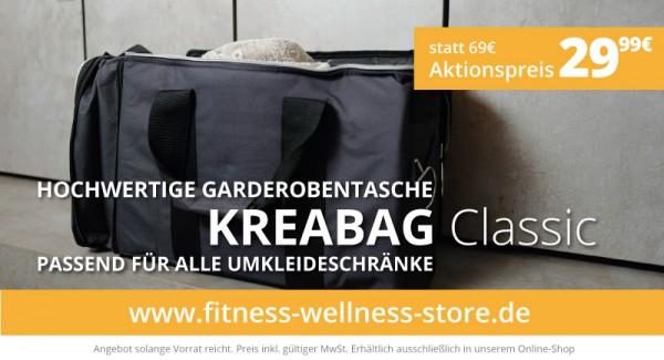 Kreabag Classic Garderobentasche - Sommeraktion 2020