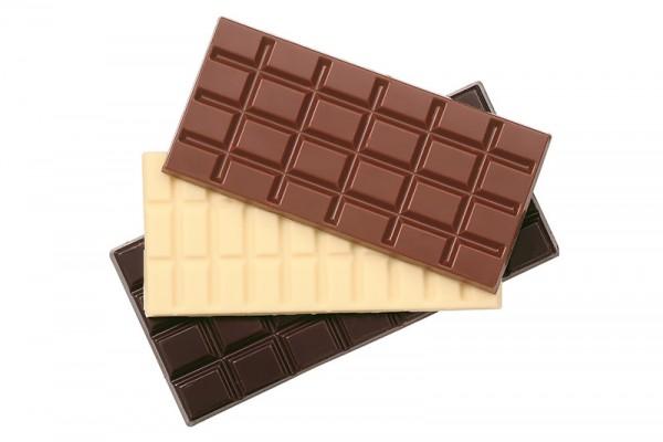 Massage-Schokolade