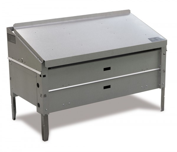 Saunaofen Invisio XL ( Standausführung, Unterbankofen )